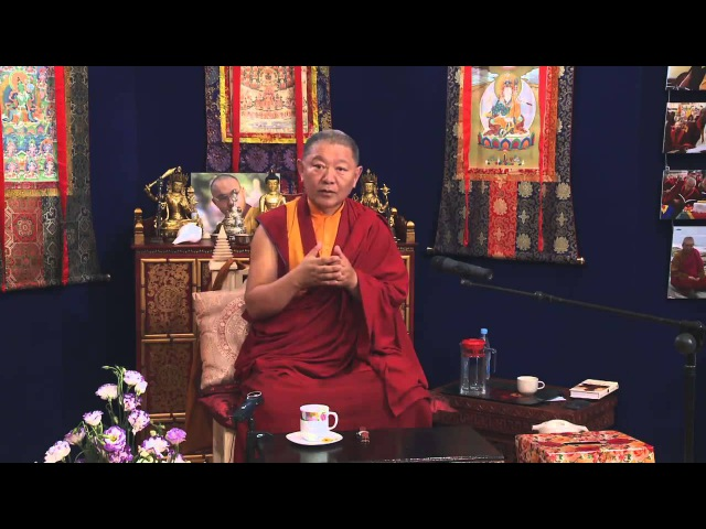Мастера тибетского буддизма. Рингу Тулку Ринпоче. Часть 1.