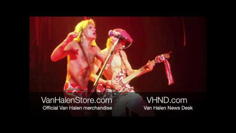 Van Halen Unchained Isolated Guitar Track