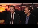 Tom Hiddleston And Benedict Cumberbatch Interview -- War Horse Empire Magazine