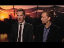 Tom Hiddleston And Benedict Cumberbatch Interview -- War Horse | Empire Magazine