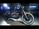Harley davidson 1200 sportster bobber Zillers Garage
