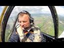 Мой первый полет на самолете Як-52