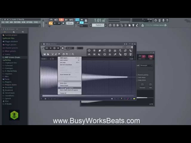 FL Studio 12 Beginner's Trap Beat Tutorial Part 1 Drums