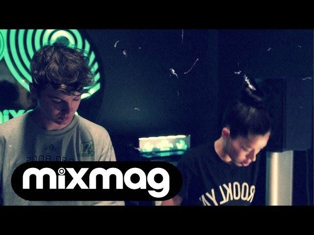 MONKI KARMA KID DJ sets in The Lab LDN