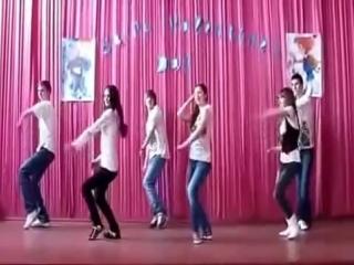 Shakira Loca dance)