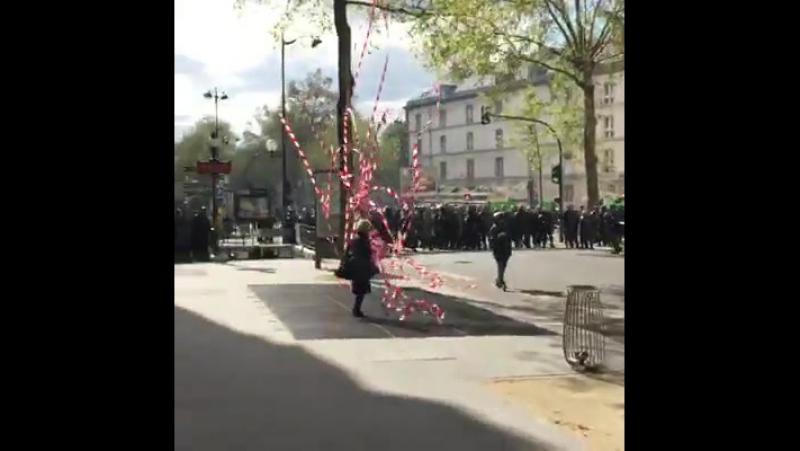 Co se děje ve Francii - bitky mezi místními a muslimy