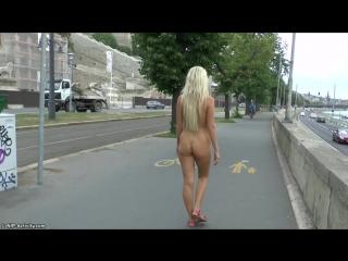 Jenny M Nude in Public 3