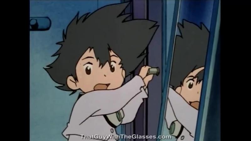Nostalgia Critic ( JesuOtaku) 216 - Digimon_ The Movie [Русская озвучка RVV]
