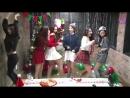 Nine Muses Cast EP.4 - Рождественская вечеринка [рус.саб]