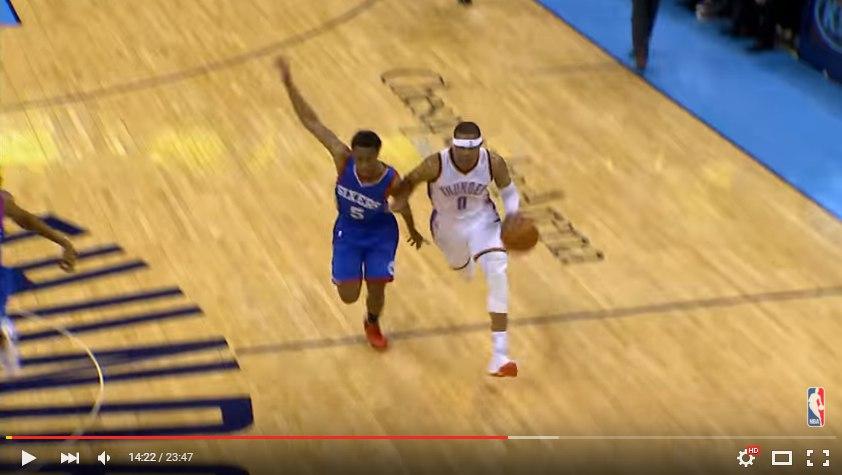 Неудержимый игрок НБА 2015