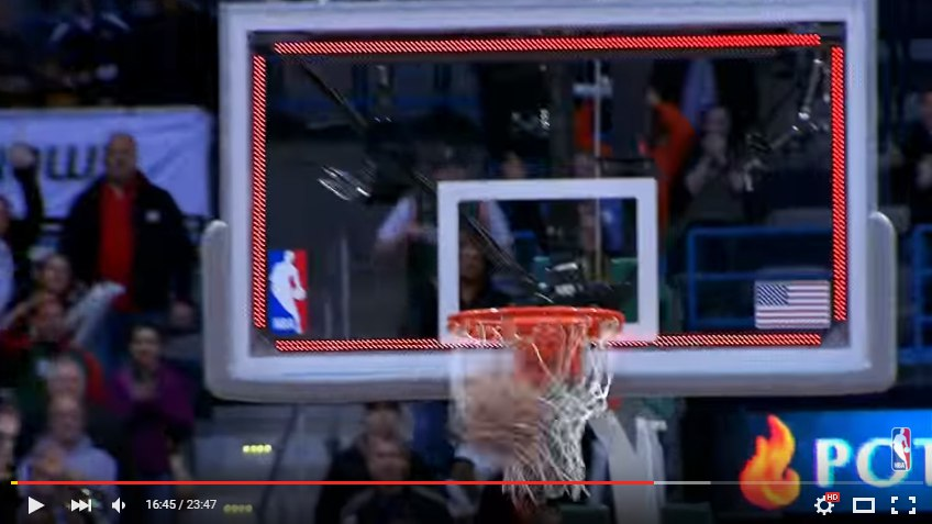 Бросок с сиреной НБА 2015
