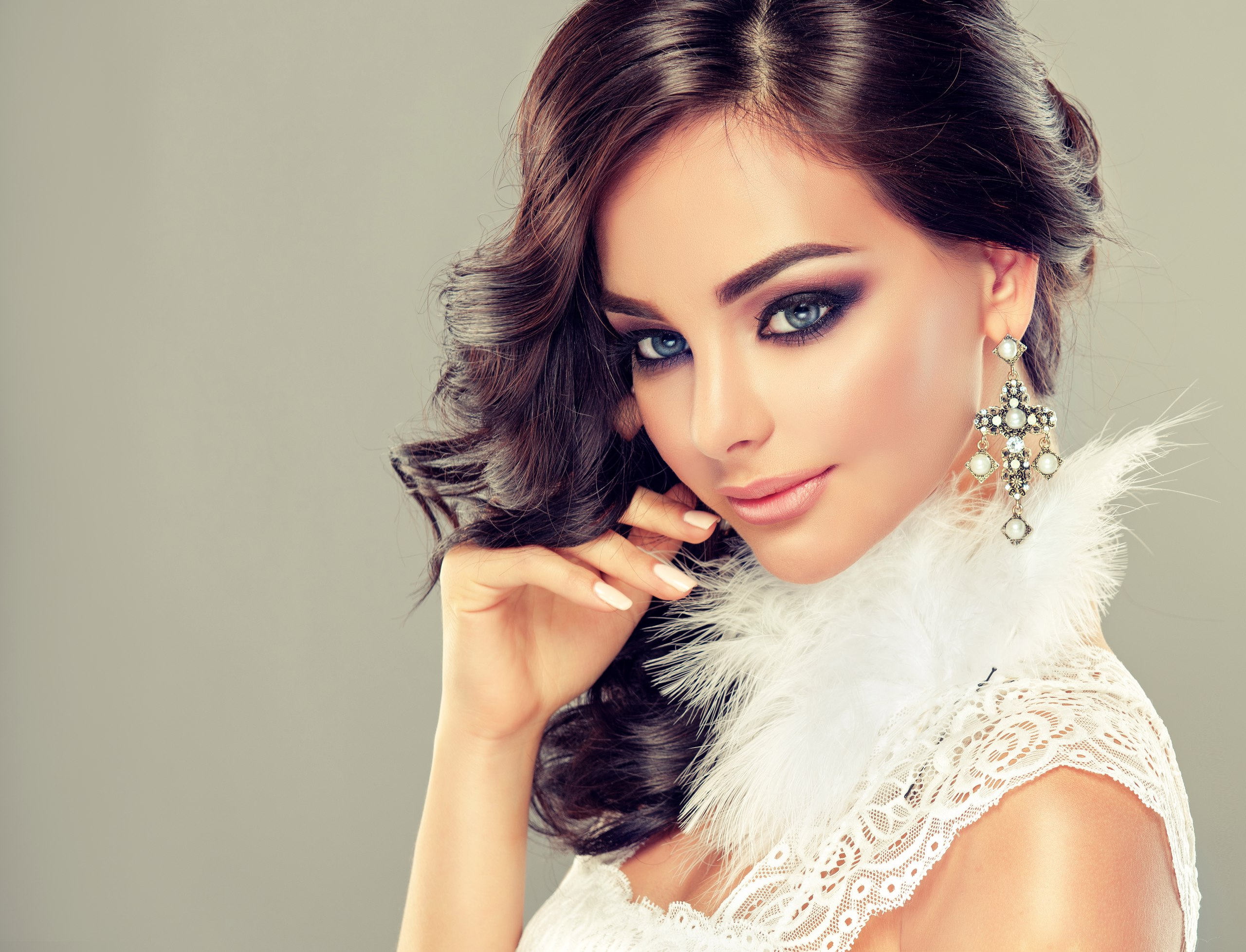 Макияж российских красавиц фото