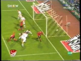 SL 2001/02 Beşiktaş 2-2 Galatasaray