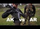 АК против АР. Оружейный баттл Censored .
