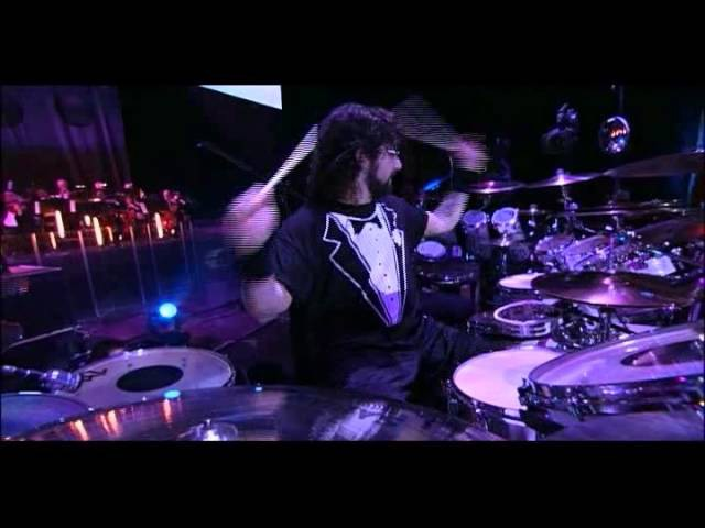 Mike Portnoy - Sacrificed Sons - DrumCam