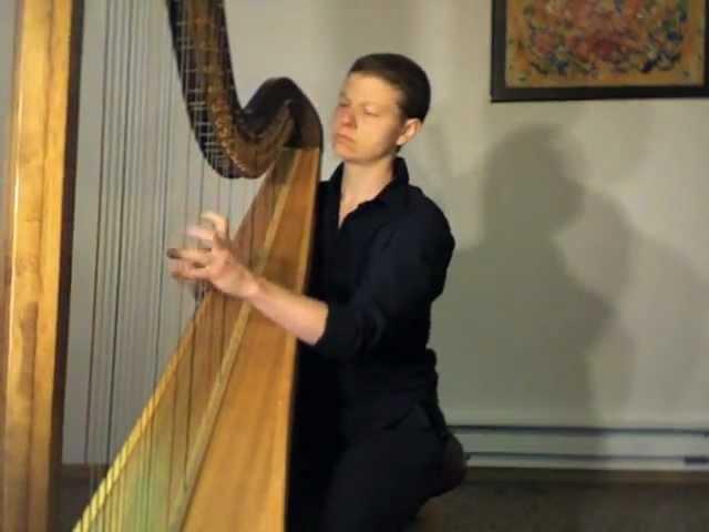 Bohemian Rhapsody - Julia Kay Jamieson, harpist