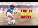 Diego Maradona ● TOP 30 Crazy Skills Moves Ever
