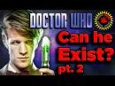 Кинотеории Может ли Доктор Кто существовать в реальности ч.2 - Путешествия во ...