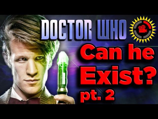 Кинотеории: Может ли Доктор Кто существовать в реальности? (ч.2 - Путешествия во ...