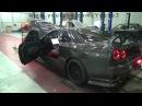 R34 GTR dyno test - Future Racing