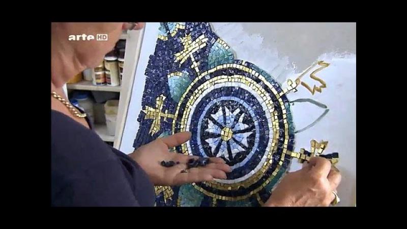L'école de mosaïque de Ravenna sur NOVA documentaire (en Français)