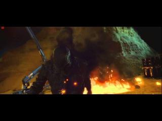 Призрачный гонщик 2: самая крутая сцена фильма