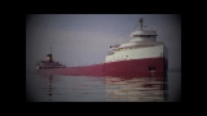 The Wreck of the Edmund Fitzgerald Gordon Lightfoot HD w Lyrics