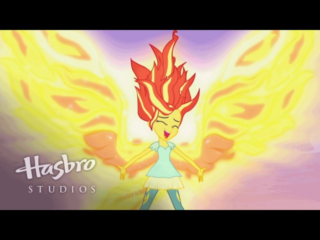 MLP: Equestria Girls - Rainbow Rocks - 'My Past is Not Today' Official Music Video