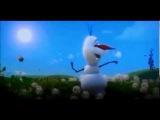 Снеговик Олоф OPA GANGNAM STYLE!(P. S. version )