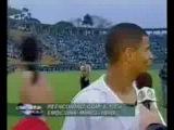Reencontro Marcelinho Carioca e torcida do Corinthians.