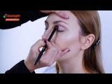 Видео уроки от ГАЛАМАРТ! Как правильно наносить вечерний макияж!