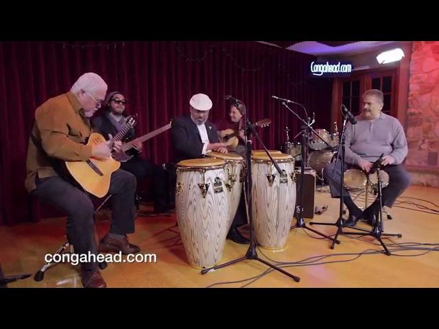 Giovanni Hidalgo Friends perform Tropical