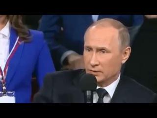 В.Путин. Панамский вброс и враги России 07.04.2016