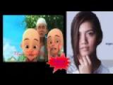 Monita Tahalea ''Memulai Kembali'' Versi Upin Ipin Dance Bikin Ketawa