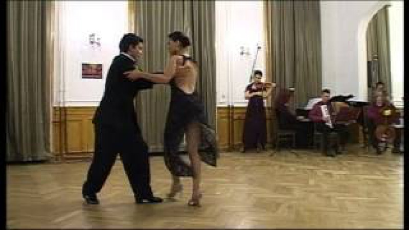 Piazzolla: Libertango - Cristhian Sosa, Sabrina Garcia - Tango Harmony