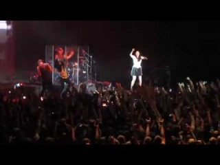 Within Temptation - Faster (Crocus City Hall, 16.10.15.)