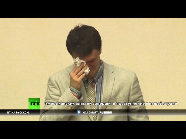 В КНДР американца приговорили к 15 годам заключения за сорванный плакат