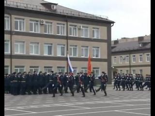 принятие Военной Присяги курсантами РВВДКУ 12 сентября 2015 года-Обрезка 01