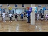 Приключение в танце. Средняя группа. Преподаватель П.А.Добрый.