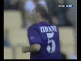 Зинедин Зидан, все голы за Реал Мадрид