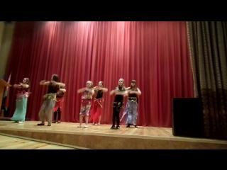 Танцы народов мира Индия 6