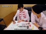 [VIDEO] БэмБэм и Марк рисуют участников группы @ <BAMBAM TV>