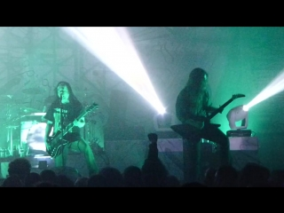 Carcass - Black Star (Intro) &  Keep On Rotting in the Free World (live)