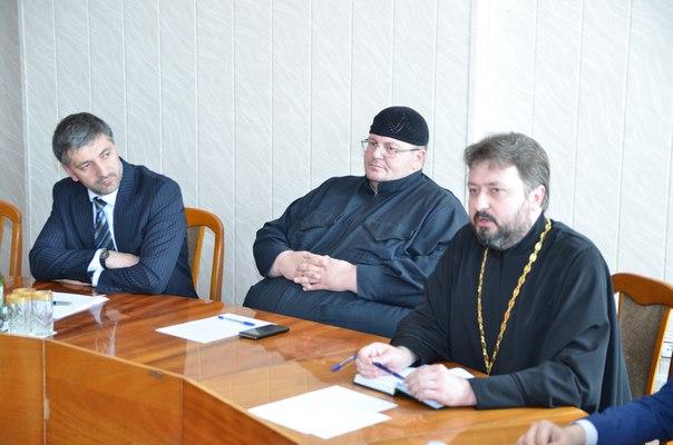 В Зеленчукской обсудили вопросы профилактики религиозного экстремизма и терроризма среди молодежи