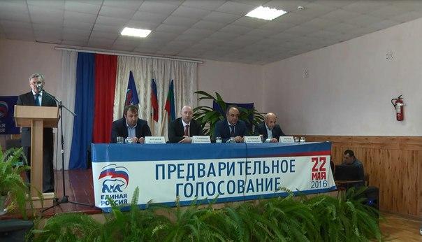 В Зеленчукском районе четыре кандидата в депутаты от «Единой России» встретились со своими избирателями