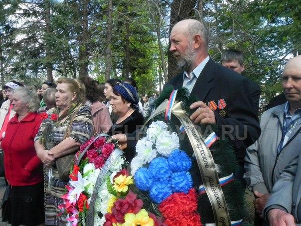 В Зеленчукской состоялся митинг посвященный 30 годовщине аварии на Чернобыльской АЭС