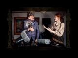 Первый стимпанк-фото-комикс / The First Steampunk-Photo-Story