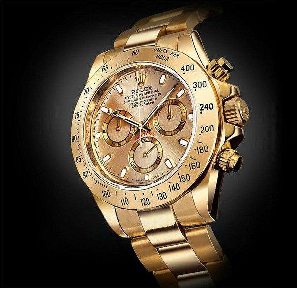 часы rolex daytona gold купить одежде духи
