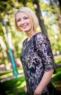Людмила Мориц
