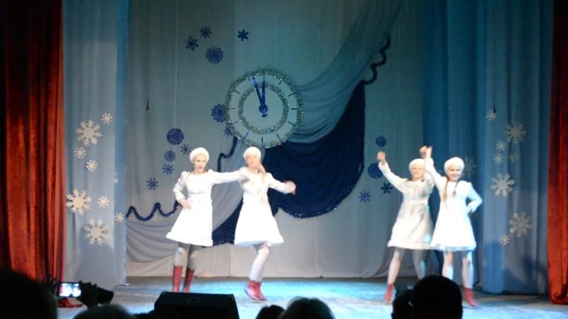 Фиеста. Танец три белых коня